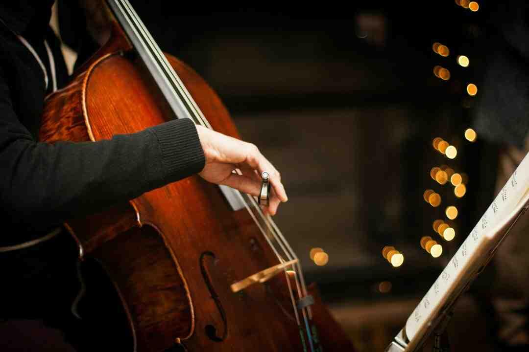 Comment dessiner un violoncelle