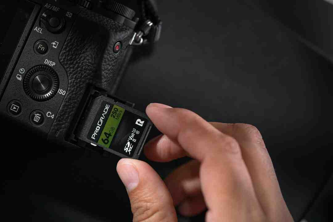 Comment utiliser une carte SD sur un telephone Samsung ?
