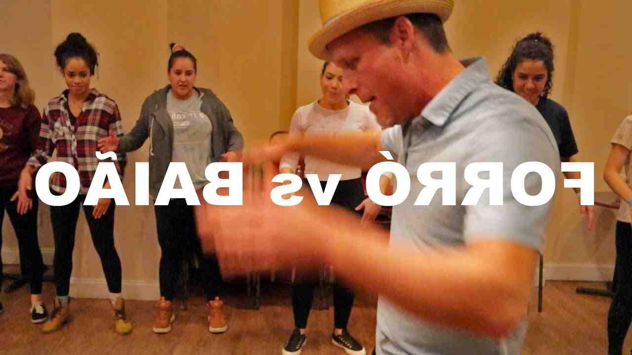 Danse : Baiao Comment apprendre à danser